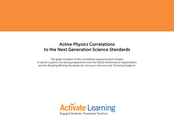 Active Physics® - Activate Learning
