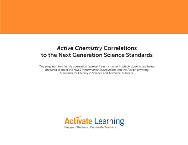 Active Chemistry® - Activate Learning